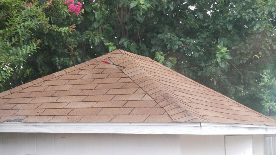One of Two Things Happened During This Roof Inspection