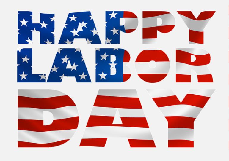 Happy Labor Day – Enjoy This Discount