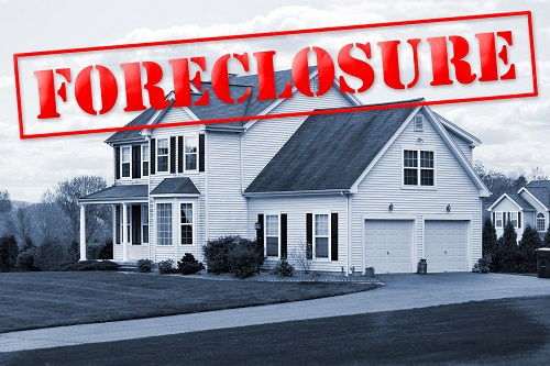 home inspection for a foreclosed home