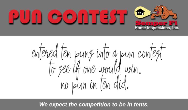 Pun Contest