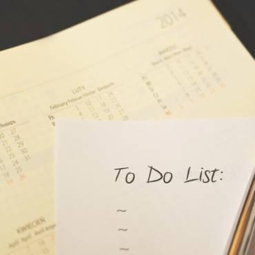 Spring House Preparation Checklist