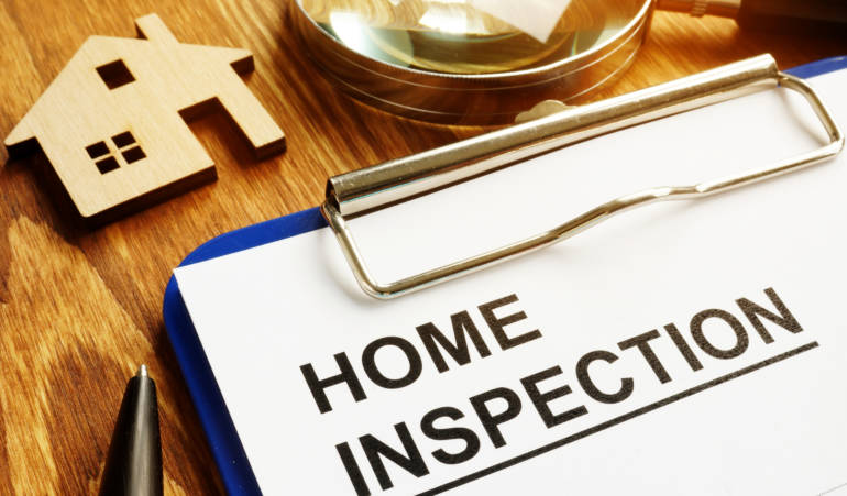 Common Home Inspection Findings – General Issues