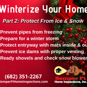 Winterize Your Home: Protect From Ice & Snow