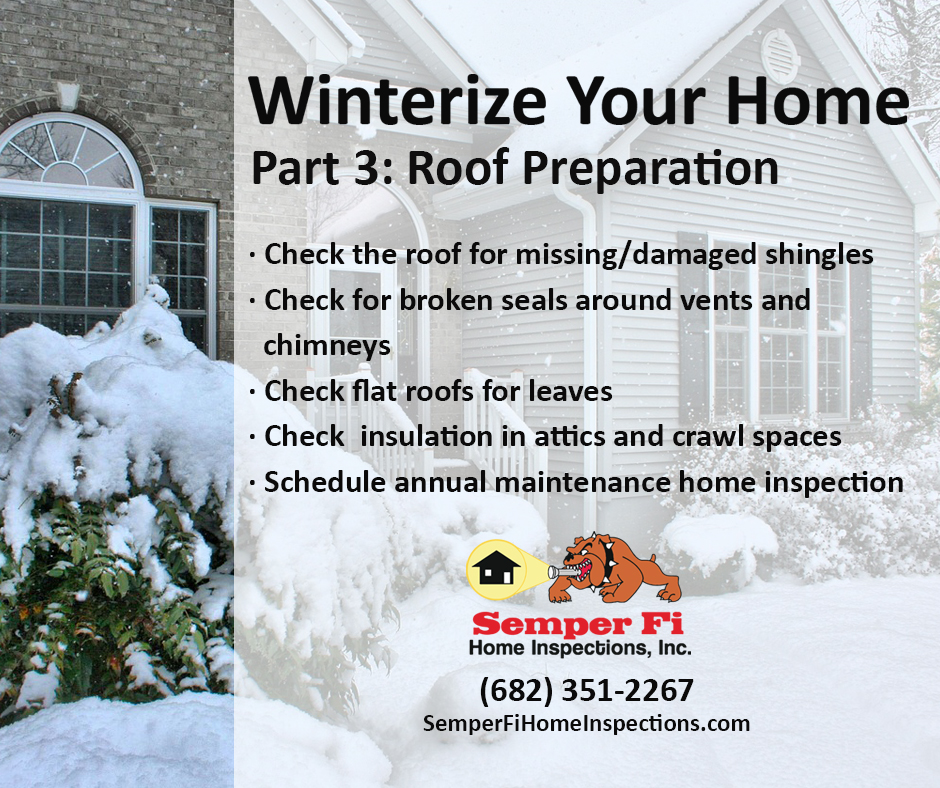 winterize your home part 3