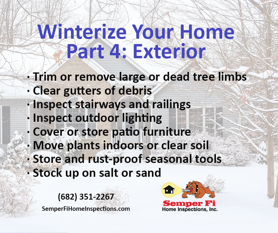 winterize your home part 4