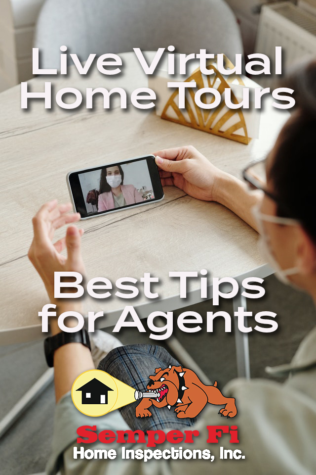 live virtual home tour tips for agents
