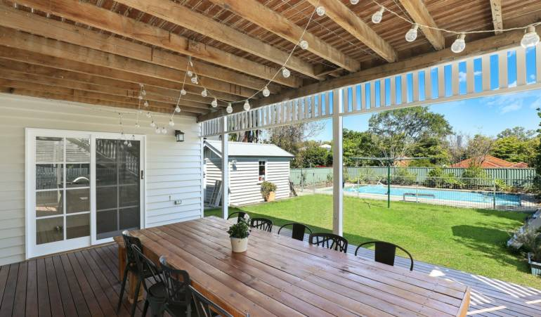 Cook Up a Plan for Backyard Living