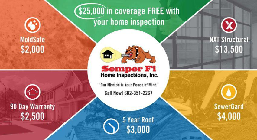 fort worth home inspector