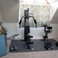 home gym safety